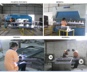 Metal Cutting/Bending/Punching/Welding/Polishing pictures & photos