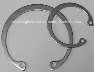 Stainless Steel Retaining Ring / Circlip (DIN472J / D1300) pictures & photos
