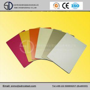 Colored Aluminum Coil, Aluminum Plate pictures & photos