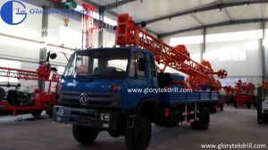 Latest Product Gl-Iia Truck-Mounted Water Well Drilling Rig pictures & photos