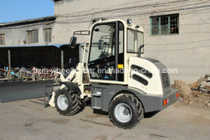 Mini Wheel Loader for Sale Best Offer From Hzm pictures & photos