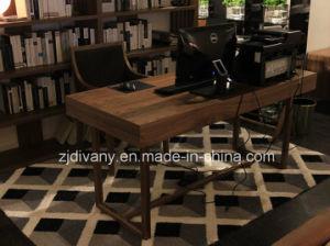 2105 Modern Wood Computer Desk Reading Room Desk Furniture pictures & photos