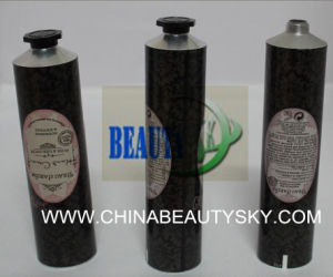 Cosmetic Body Skin Care Packaging Soft Packaging Collapsible Aluminum Tube pictures & photos