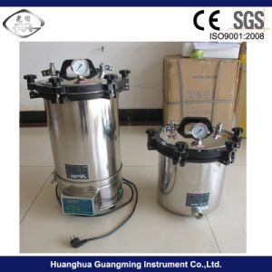 Medical Equipment Portable Autoclave Sterilizer pictures & photos