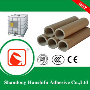 Hanshifu Water Based Paper Core Tube Adhesive Glue pictures & photos