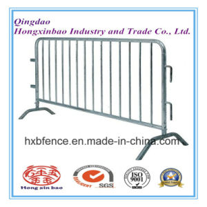 Galvanized or Powder Coated Crowd Control Barrier /Trraffic Control Fence/Police Fence pictures & photos
