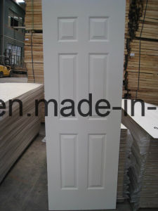White Primer Door Leaf, White Primed Door Panel pictures & photos