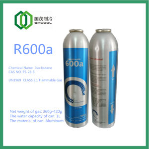 High Purity R600A Refrigerant with Aerosol Aluminum Can pictures & photos