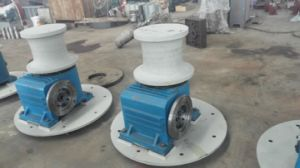 Marine Electrical/Hydraulic Horizontal Capstan pictures & photos
