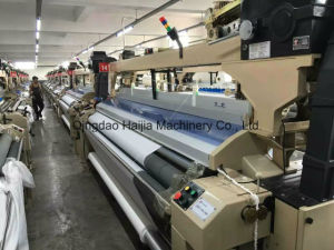 China Supplier High-End Second Hand Water Jet Loom pictures & photos