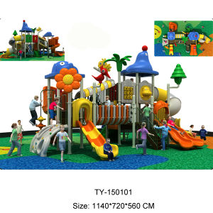 2015 New Design and Large Outdoor Playground (TY-150101) pictures & photos