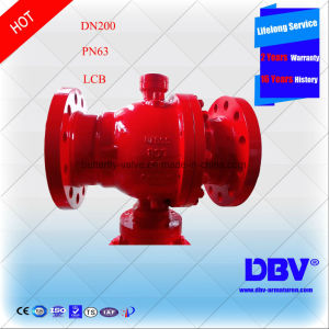 API Wcb Flange Trunnion Mounted Ball Valves with Ce pictures & photos