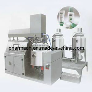 Krzrz Series Vacuum Emulsifying Blender Machine pictures & photos