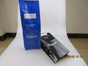 Coffee Bag with Degassing Valve and Vivid Gravure Printing pictures & photos