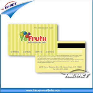 Hotel Magnetic Key Card Plastic Credit Cards pictures & photos
