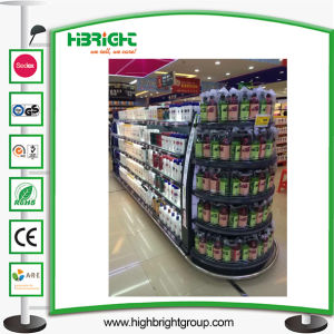 Ground Glass Cosmetic Store Display Shelf pictures & photos