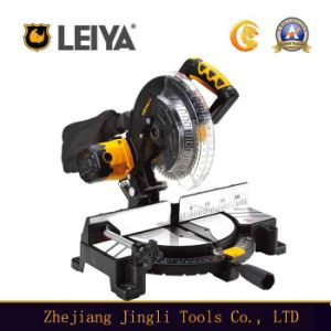 255mm 1650W Miter Saw with Belt Driven (LY255-01) pictures & photos