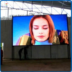 Indoor Full Color Super HD Resolution LED Panel pictures & photos