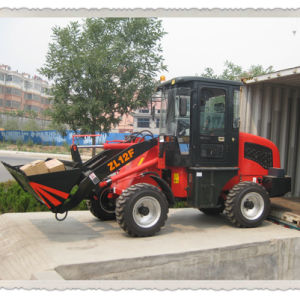 Mini Wheel Loader with CE pictures & photos