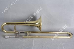 Slide Trumpet/ Bb Trumpet/Brass Instrument Trumpet (STR-800L) pictures & photos