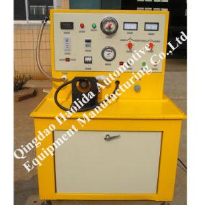 Power Steering Pump Test Bench, Test Pressure, Flow, Speed pictures & photos