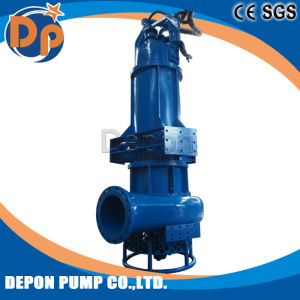 High Chrome Alloy Lined Submersible Water Pump pictures & photos