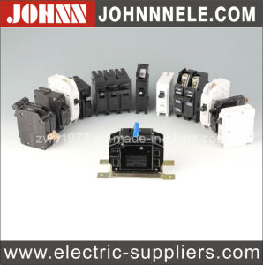 Mini Circuit Breaker Manual Transfer Switch pictures & photos
