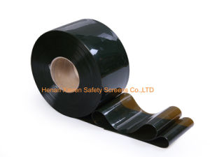 Welding Brown PVC Strip pictures & photos