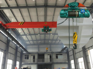10t Single Girder Overhead Crane for Workshop pictures & photos
