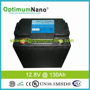 Light Weight Lithium Ion Battery Pack 12V 130ah pictures & photos