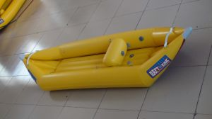 1.0mm PVC/ TPU High Quality Inflatable Kayak/ Inflatable Fishing Kayak pictures & photos