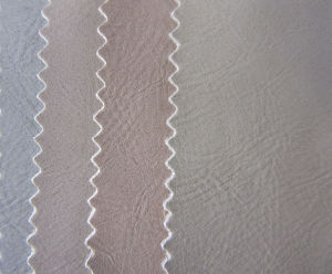 Embossed PU Leather for Shoes and Bags (YT1518) pictures & photos