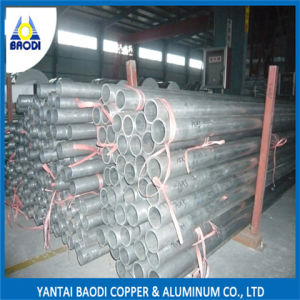 Aluminum Pipe Tube for Refridge Components pictures & photos