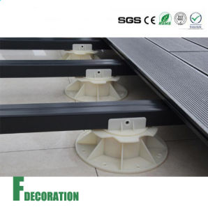 Cheap Plastic Adjustable Pedestal for Supporting Outdoor Decking Floor pictures & photos