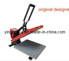 New Model Manual Heat Press Machine pictures & photos