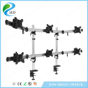 Six Screens Desktop Monitor Mount (JN-MP260CL-2) pictures & photos