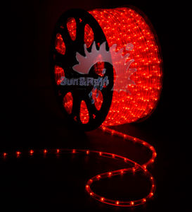 Round 2 Wires LED String Light for Christmas pictures & photos