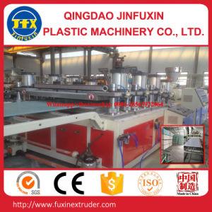 PVC Construction Crust Foam Plate Production Line pictures & photos