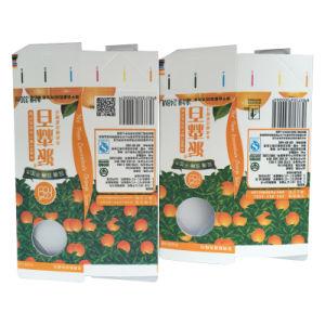 1L Orange Juice Gable Top Carton with Cap pictures & photos