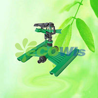 Lawn Spray Irrigation Impulse Sprinkler with Sled Base (HT1009) pictures & photos
