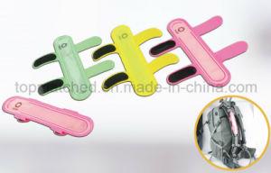 Stretch Lycra LED Reflective Safety Armband pictures & photos