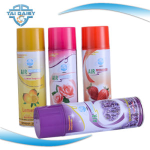 Best Quality Custom Scents Air Freshener Spray Hot Sale in Dubai pictures & photos