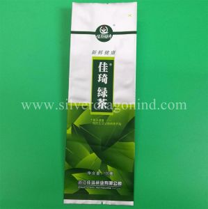 Laminated Plastic Packaging Bag for Tea with Tear Notch, Professional Manufacturer pictures & photos