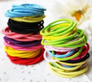 Girls Hair Elastic Band, Durable Elastic Hair Bands pictures & photos