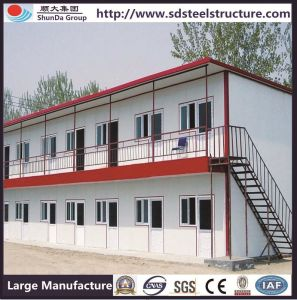 Mobile Steel Struture Container Home pictures & photos