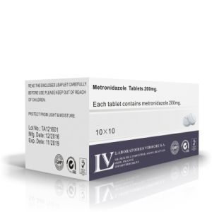 Metronidazole Tablets pictures & photos
