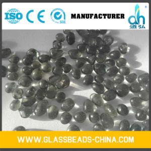 Good Chemical Stability and High Qualityglass Beads Factory pictures & photos