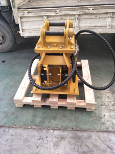 Construction Machinery Attachments of Excavator Plate Compactor pictures & photos