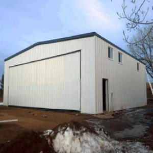 Light Prefab Steel Structure Warehouse with One-Stop Solution pictures & photos
