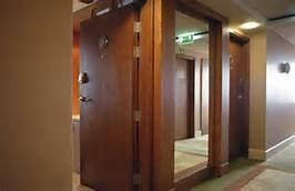 Exterior Wooden Fire Door with UL Certified Bm Trada Standard pictures & photos